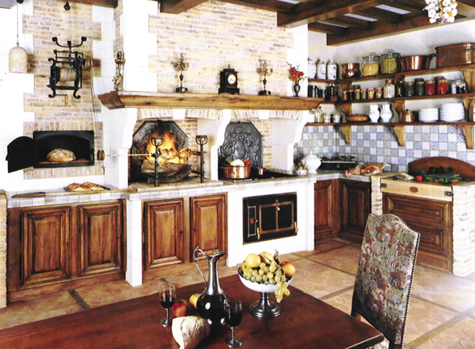 Old world european kitchens european kitchen for European kitchen ideas