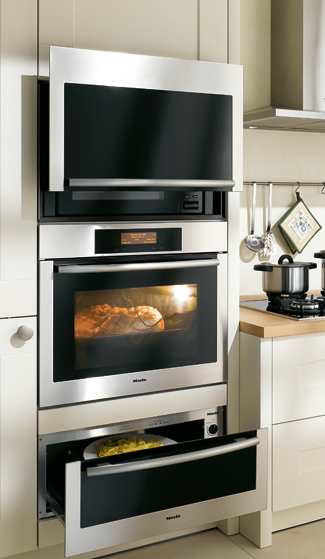 Kitchen Designs With Wall Ovens ~ Miele wall oven european kitchen design