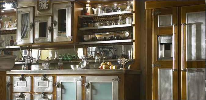Old World Italian Kitchen Design Straight From Hollywood European Kitchen