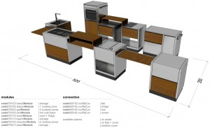 cunKitchen … take your kitchen to where you live