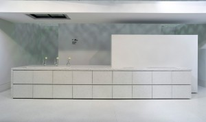 Marble counter top - Minotti Cucine