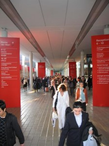 Eurocucina 2012 at the Milan Fair