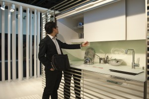Eurocucina 2012, as part of i Saloni